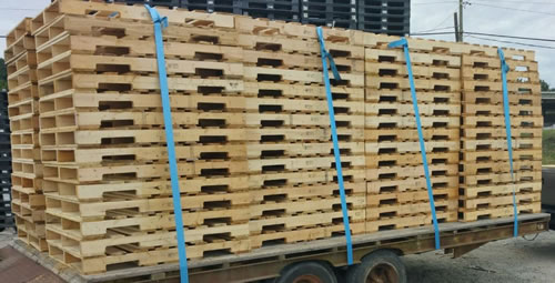 Wood Pallet Recycling-Disposal-Removal | Charleston,Moncks
